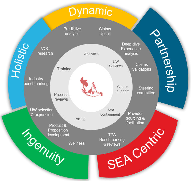 SEA Health Team Vision