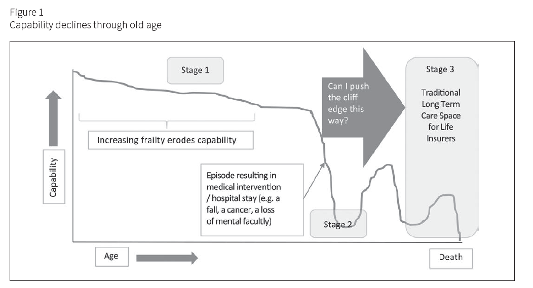 Figure 1 - Capability Declines